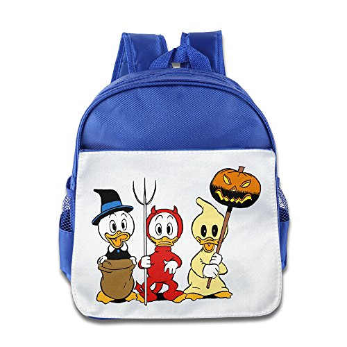 XJBD Custom Personalized Halloween Children Shoulders Bag For 1-6 Years Old RoyalBlue (Bugs Bunny Halloween Dvd)