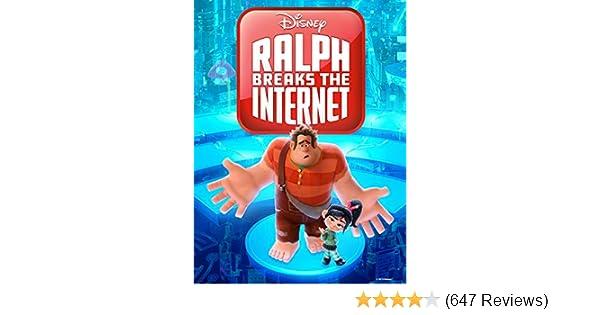 ralph breaks the internet imdb connections