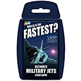Top Trumps - Ultimate Military Jets Card Game