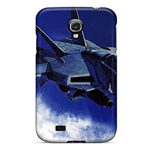 Durable Case For The Galaxy S4- Eco-friendly Retail Packaging(extreme Air Plane)