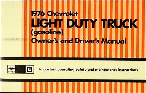 Chevrolet Blazer Suburban Owners Manual - 9