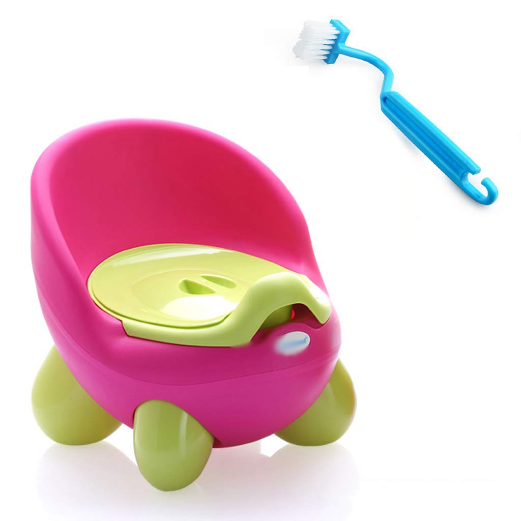 Potty Chair, Baby, Children's Potty by Removable, Easy Clean,with a lid to Prevent Odor Escape,High Back Rest, Comfortable Ergonomic Design ,Non-Slip Feet - for Happy Toddler Potty Training! by Urinal
