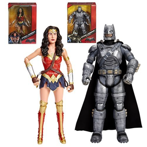 Batman v Superman Multiverse 12-Inch Wave 2 Figure Case