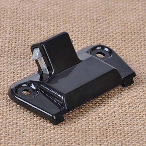 DDV- US - 1Pc 51161849472 Glove Box Upper Lock Latch Catch DLBW103 for BMW 3 5 7 Series E23 E30 E34 E36 1982-1998 1999 2000 2001
