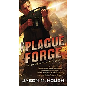 The Plague Forge Audiobook