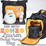 Zohzo Breastmilk Cooler Bag with Ice Pack