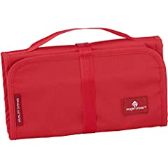 When you just need to grab a few of the necessary toiletries and get going, the Pack-It Slim Kit is a compact approach to toiletry organization. This small toiletry bag is just the right size for a quick trip or business trip. With stow-away ...
