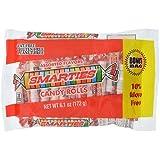 Smarties Candy Rolls 6.1 oz Bag (2 bags 12.2 oz total) bonus bag 10%more free