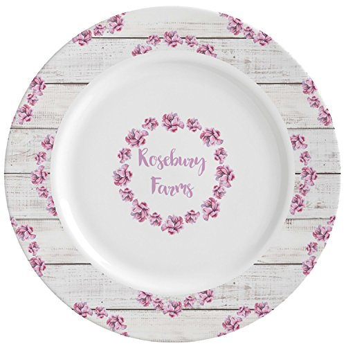 Farm House Ceramic Dinner Plates