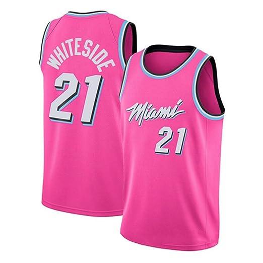 Z-ZFY Maillot para Hombre - Camiseta Sin Mangas Baloncesto NBA ...