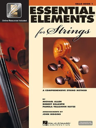 Download Essential Elements 2000 for Strings: A Comprehensive String Method Violin Book One WITH CD AND DVD pdf epub