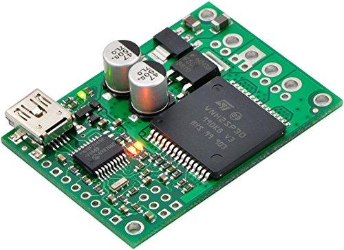Pololu Jrk 12A 6-16V USB Motor Controller with Feedback 605063