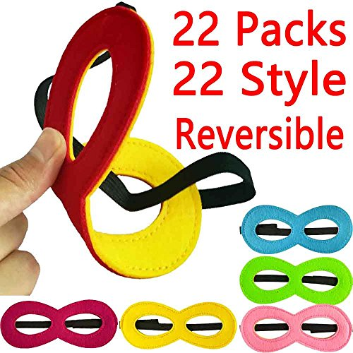 Superhero Eye Mask - 6
