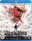Attack On Titan: Part 1 [Edizione: Regno Unito] [Blu-ray] [Import anglais]