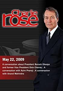 Charlie Rose - David Brooks /   Azim Premji / Anand Mahindra (May 22; 2009)