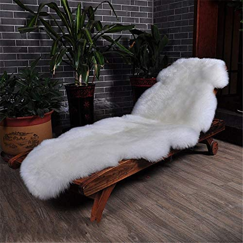 Fashion Suit Luxury Premium Faux Fur Sheepskin Fluffy Shaggy Decorative Rug Couch Chair Cover Seat Pad Sofa Bedroom Floor Area Rug