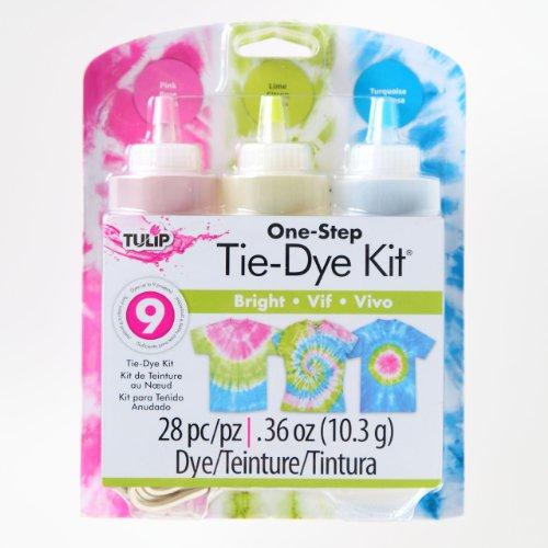 Tulip Tie Fabric Dye Kit, Bright