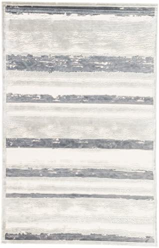 Jaipur Living Dazzle Abstract White Area Rug 9 X 12