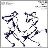 Mozart: Wind Serenades Nos. 10 – Gran Partita, & 12, K. 361,388 For Sale