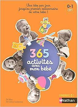 365 activités avec mon bébé - pédagogie Montessori