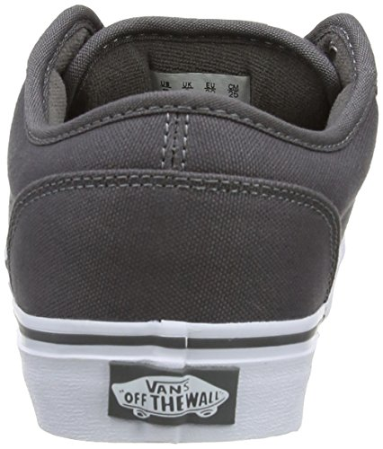 White Pewter Vans Top Women's Trainers Low Atwood wTxqRY7