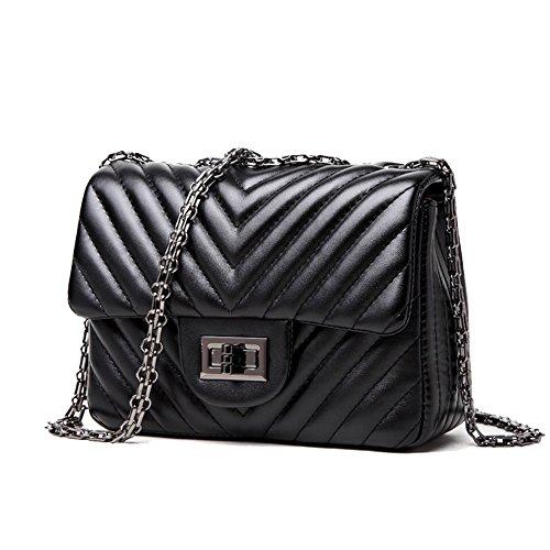 Cloudbag Fashion Ladies Lingge Shoulder Bag Messenger - Tory Carry Stores Burch That