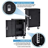 ECR4Kids 30-Bay Locking Laptop and Tablet Charging