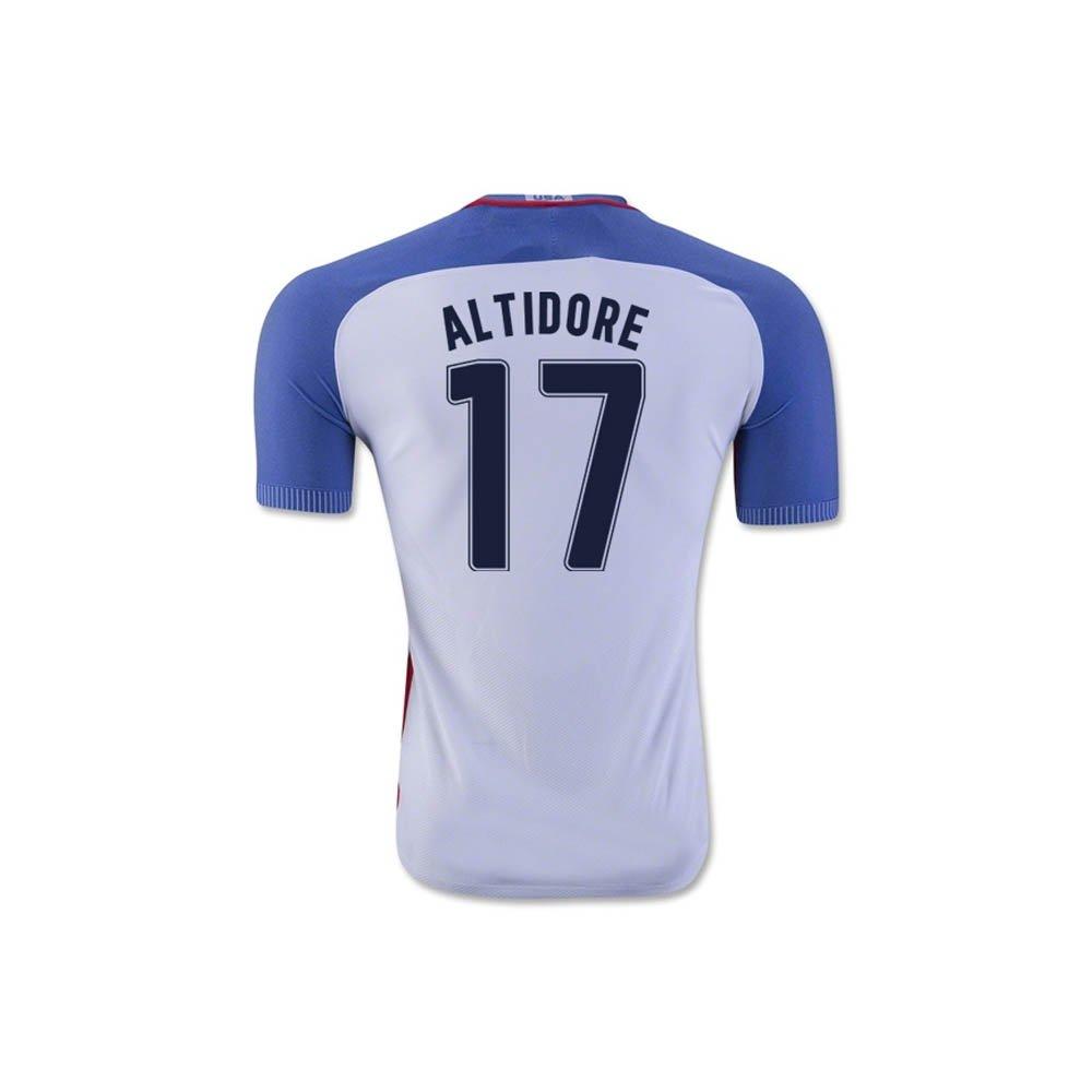 2016-17 USA Home Shirt (Altidore 17) B01EOV8RE6