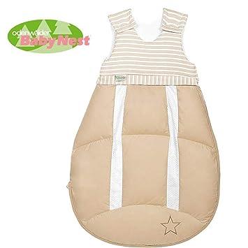 heißer verkauf authentisch begrenzter Stil offizieller Shop Odenwälder BabyNest 4allSeasons Schlafsack 2-tlg. gefüllt ...