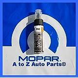 Dodge /Chrysler / Jeep BLACK Touch-Up Paint (PX8) Mopar OEM by Mopar