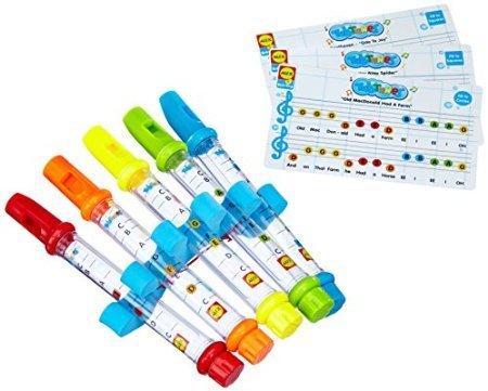 ALEX? Toys - Bathtime Fun Water Flutes 4005