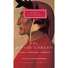 The Divine Comedy: Inferno; Purgatorio; Paradiso (Everyman's Library)