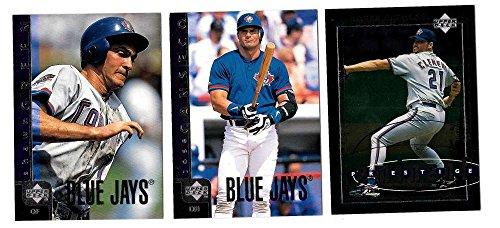 1998 UPPER DECK 1-750 - TORONTO BLUE JAYS Team Set