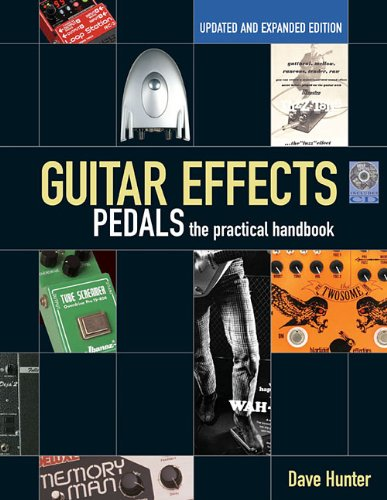 Guitar Effects Pedals Practical Handbook product image