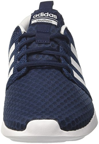 Adidas Herre Cloudfoam Hurtig Racer GymnastikSko Blau (kollegialt Flåde / Ftwr Hvid / Ftwr Hvid) PuTEMHl0M9