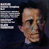 klaus tennstedt mahler symphonies - Mahler: Symphony No. 8 / Klaus Tennstedt, London Philharmonic Orchestra