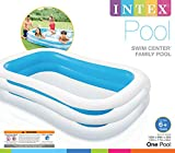 "Intex Swim Center Family Inflatable Pool, 103"" X"