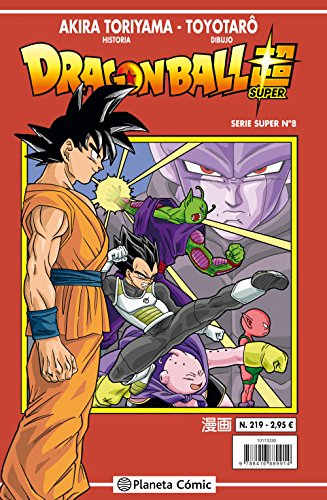 Dragon Ball Serie roja n� 219