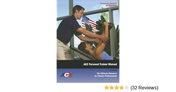 ace personal trainer manual the ultimate resource for fitness rh amazon com Ace Fitness Ace Personal Trainer 4th Edition