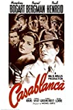 Casablanca - Movie Poster: Regular (Size: 24'' x 36'') Poster Print, 24x36 Poster Print, 24x36