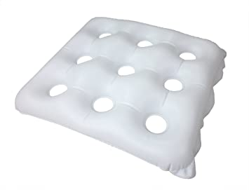 Amazon.com : ObboMed HB-1500 Inflatable Bath Seat Cushion : Beauty