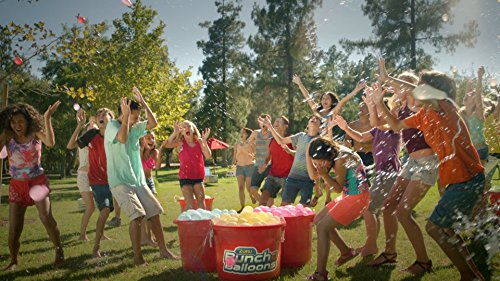Water balloons are a classic outdoor toy for kids