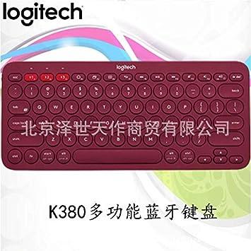 Teclado Bluetooth k380 multi-dispositivo multimedia Bluetooth ...