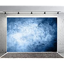 Yeele Photo Backdrops for Photographers 5x7ft /1.5 x 2.1M Retro Solid Light Blue Backdrop For Studio Props Photography Backdrops Studio Video Shooting