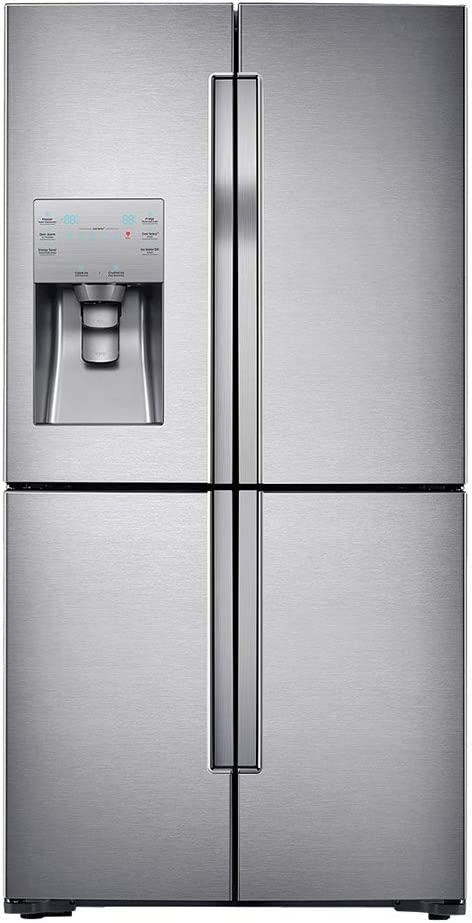 Geladeira Samsung French Door 564 Litros Inox 110V RF56K9040SR/AZ por SAMSUNG