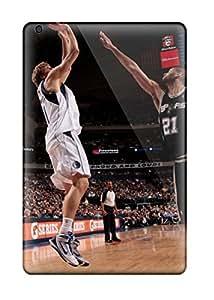 Belva R. Fredette's Shop 1739395J757575575 sports nba basketball san antonio spurs athletes dirk nowitzki dallas mavericks tim duncan NBA Sports & Colleges colorful iPad Mini 2 cases