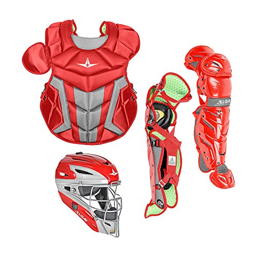 All-Star Inter System7 Axis Pro Catcher's Set (Ages 12-16)