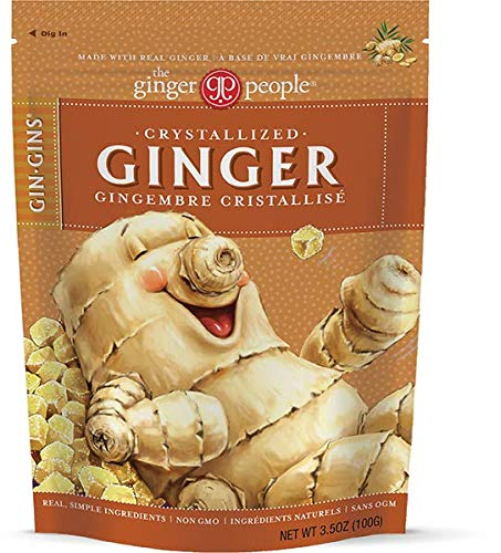 (The Ginger People Crystallized Candy, 3.5 Ounce (Pack of 12))
