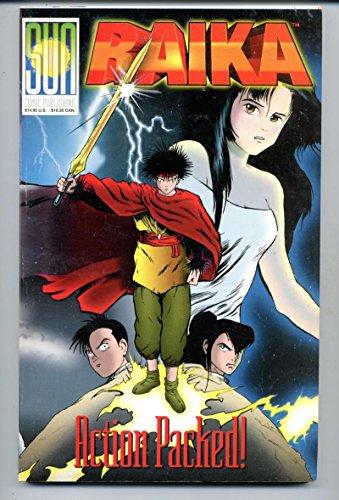 Raika Action Packed Sun Comics
