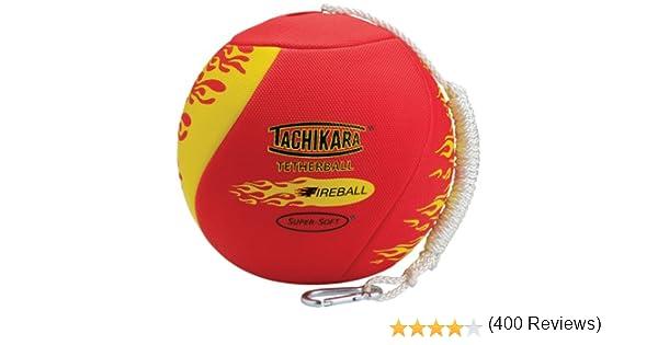 Tachikara Fireball - Pelota de fútbol con Cubierta Texturizada de ...